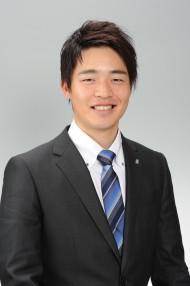 営業課  牧野 慎太郎の画像です