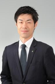 営業課  豊島 康夫の画像です
