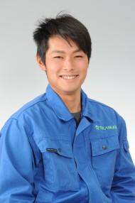 社員大工 貴田 修司の画像です