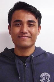 インドネシア研修生 アンワルの画像です