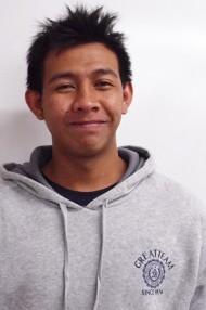 インドネシア研修生 ティオの画像です