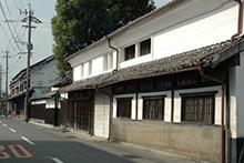 伝統の街並み