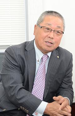代表取締役社長 平島孝典