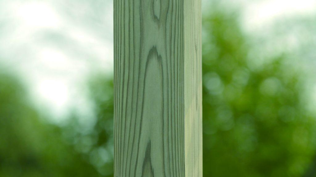 緑の柱イメージ