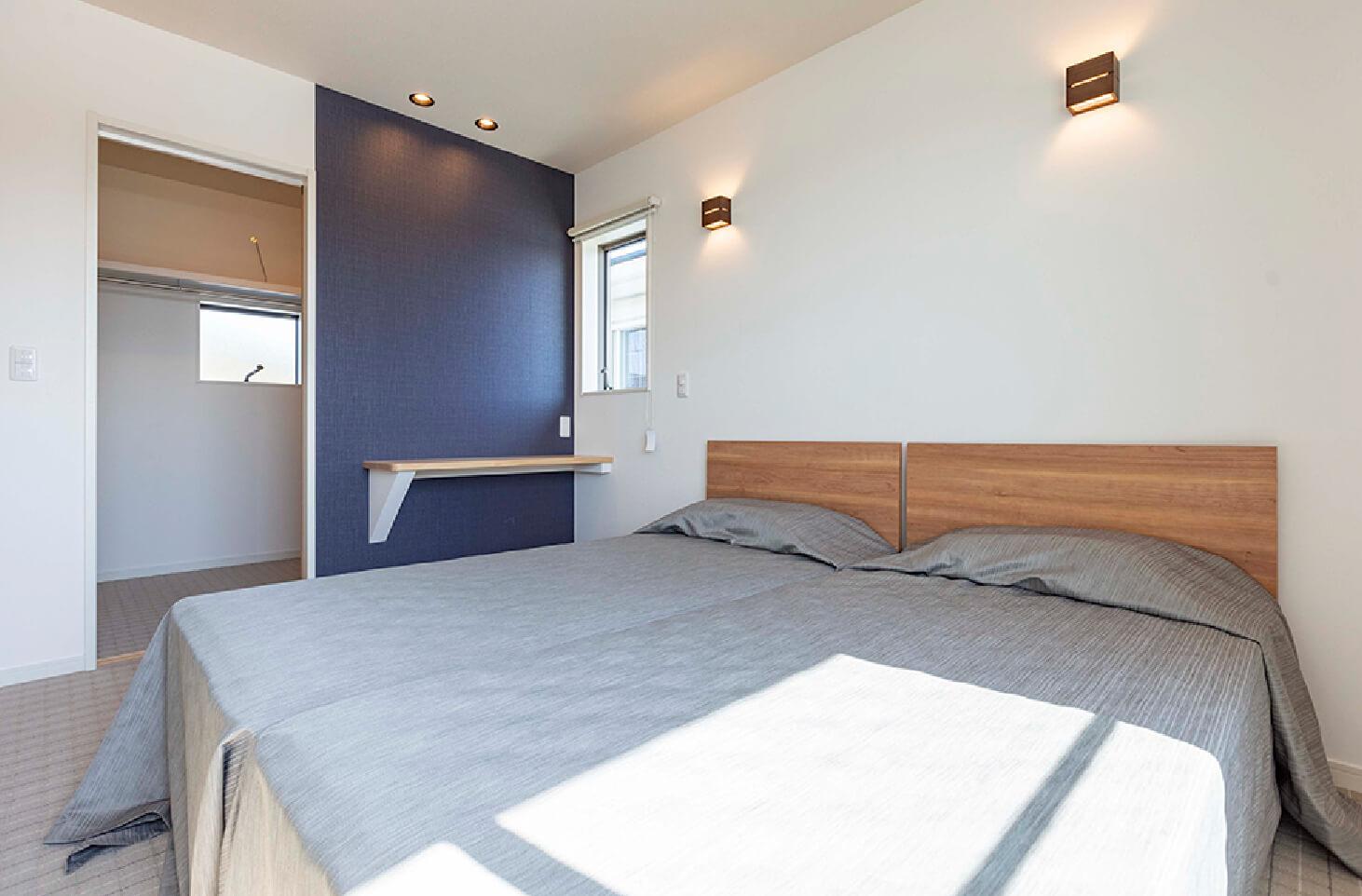 グランディール小山第三6号地 寝室