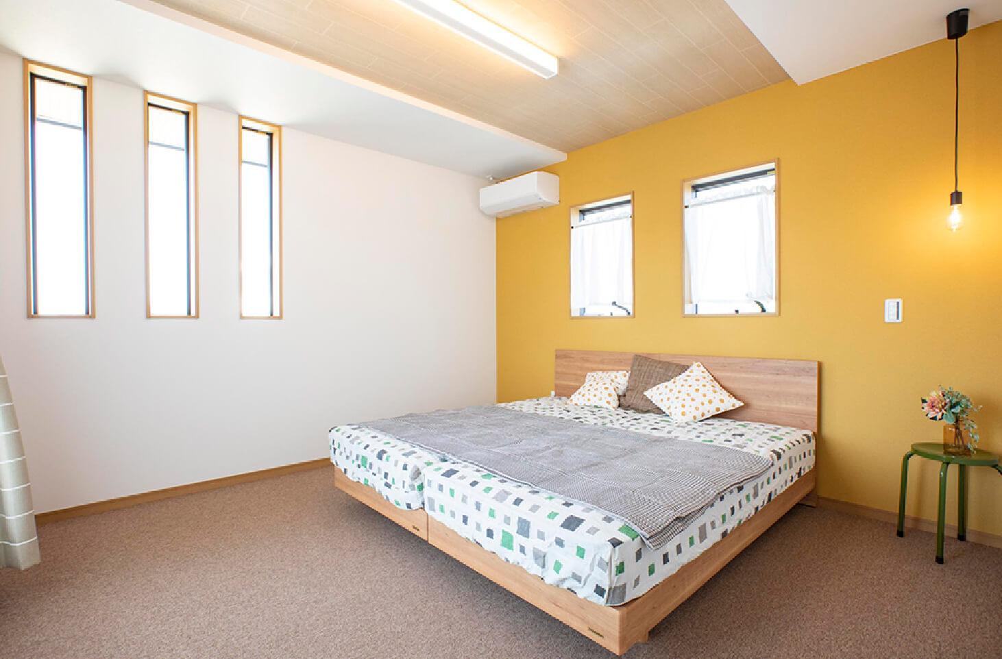 グランディール託麻東小学校第三5号地 寝室