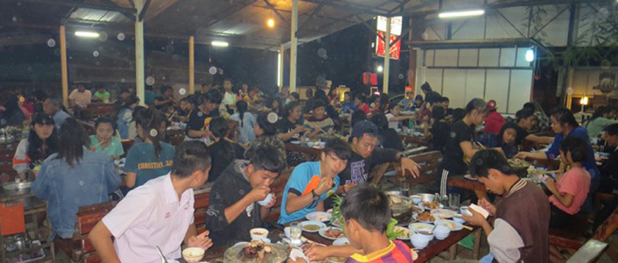 タイ・プロジェクト2015